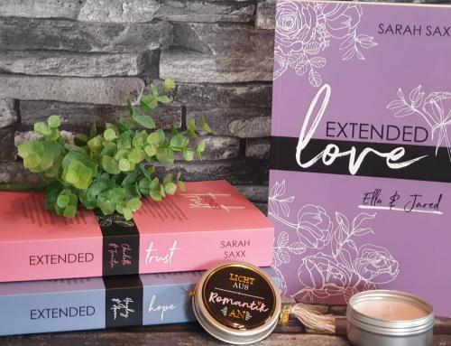 Extended love | Sarah Saxx