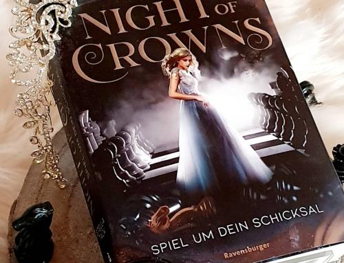 Night of Crowns: Spiel um dein Schicksal | Stella Tack