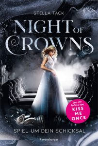 Night of Crowns von Stella Tack, Cover