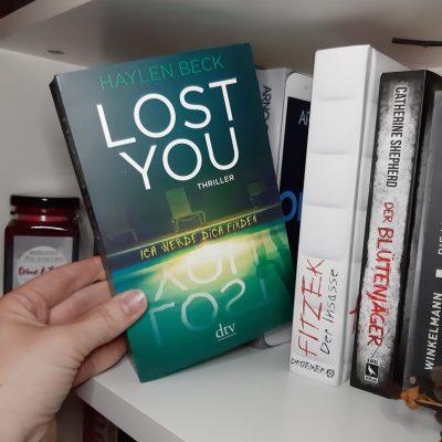 Lost You Ich werde dich finden - Haylen Beck - DTV Verlag