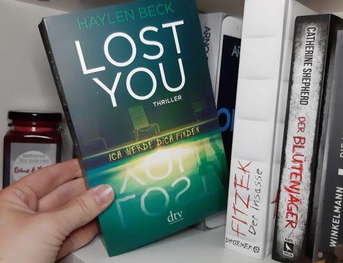 Lost You – Ich werde dich finden – Haylen Beck