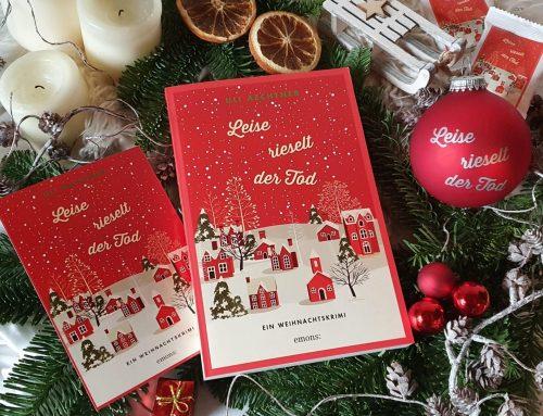Leise rieselt der Tod – Ein Weihnachtskrimi von Uli Aechtner