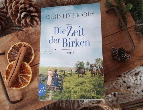 Interview mit Christine Kabus – Die Zeit der Birken